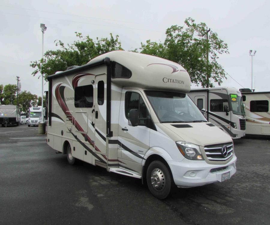 2017 Thor Motor Coach CITATION