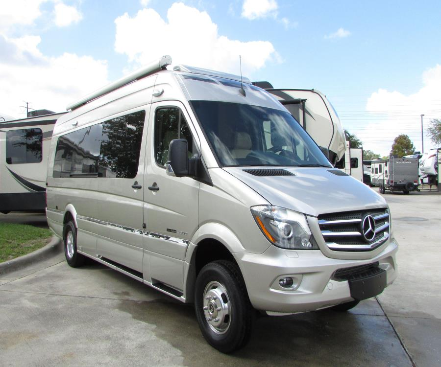 2017 Roadtrek CS ADVENTUROUS