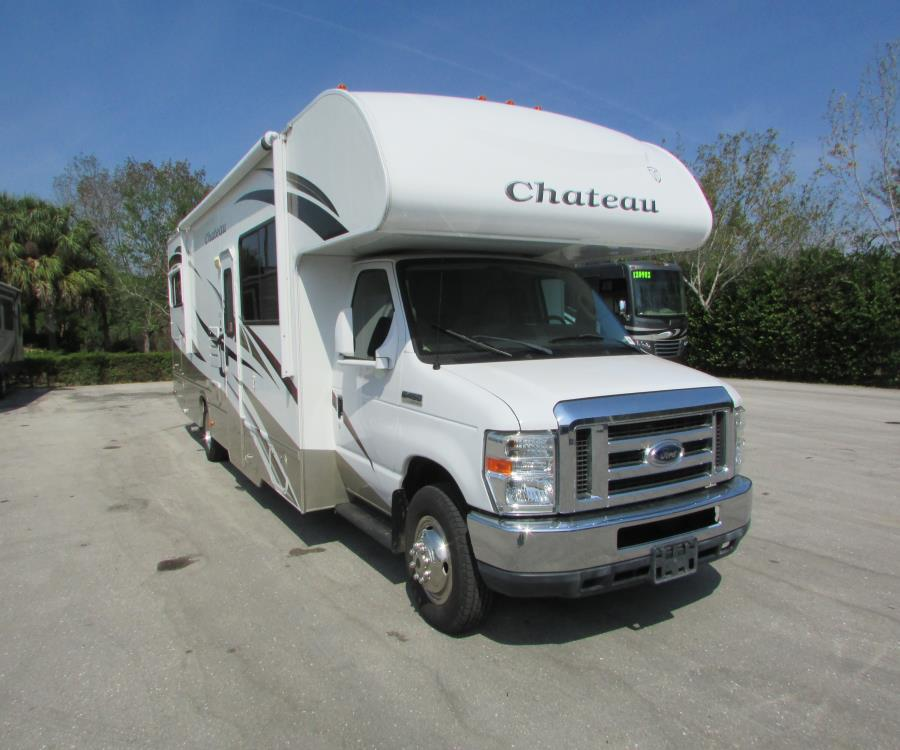 2012 Thor Motor Coach CHATEAU