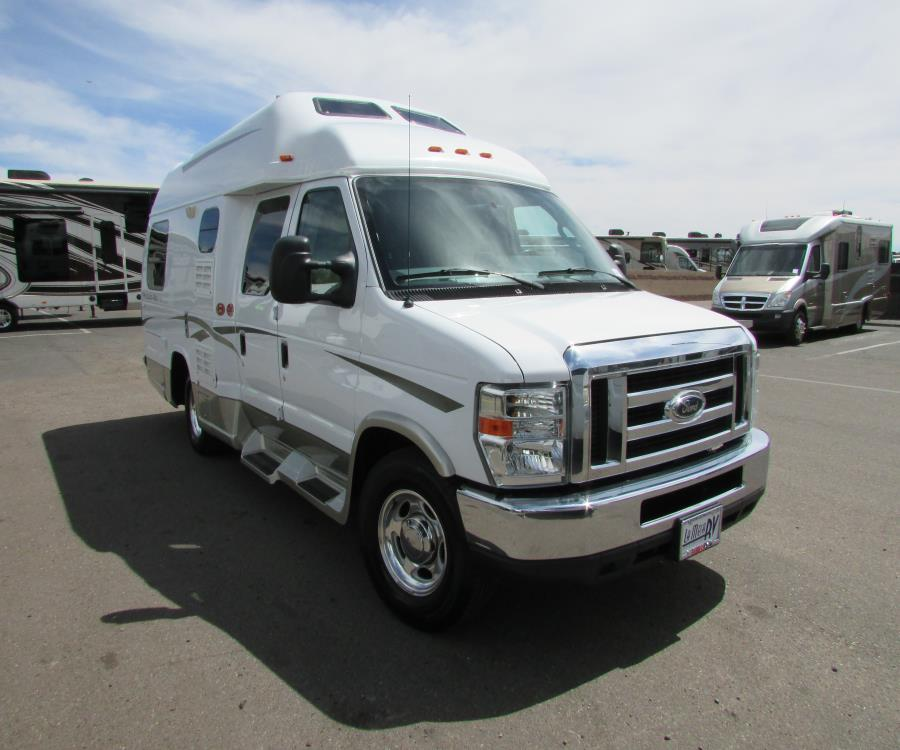 2010 Pleasure Way EXCELL TS