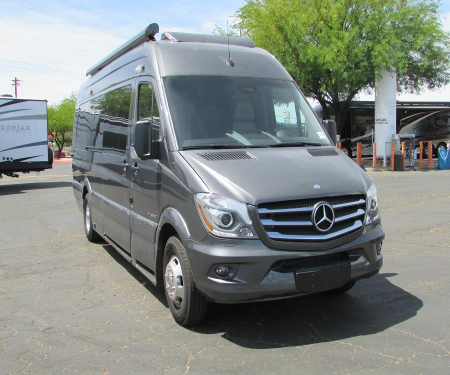 2016 Roadtrek CS ADVENTUROUS
